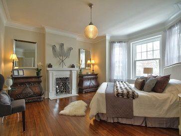 Neutrals Behr Malted Milk Warm Harwood Floor Home
