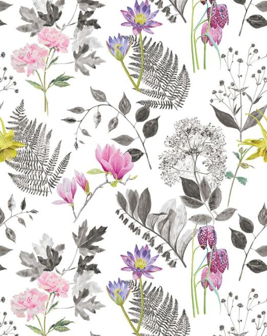 Designers Guild Mokuren fabric print-absolutely Love This fabric!!! Trying to get to a sensible price for curtains for large bay window!!!