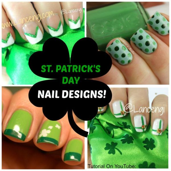 10 best images about St Patricksday on Pinterest | Nail ...