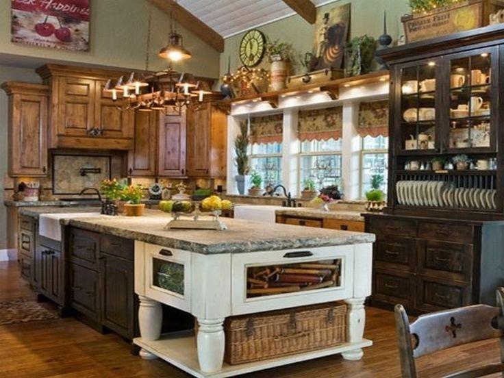 Creating Primitive Kitchen