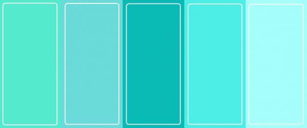 Tiffany Blue Quot I Love Pantone 1837 Quot Color Trends
