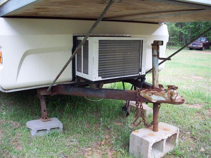 1976 Apache Ramada Hardside Pop Up Camper How To Add An