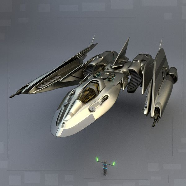futuristic military spaceship fighter - Google Search ...