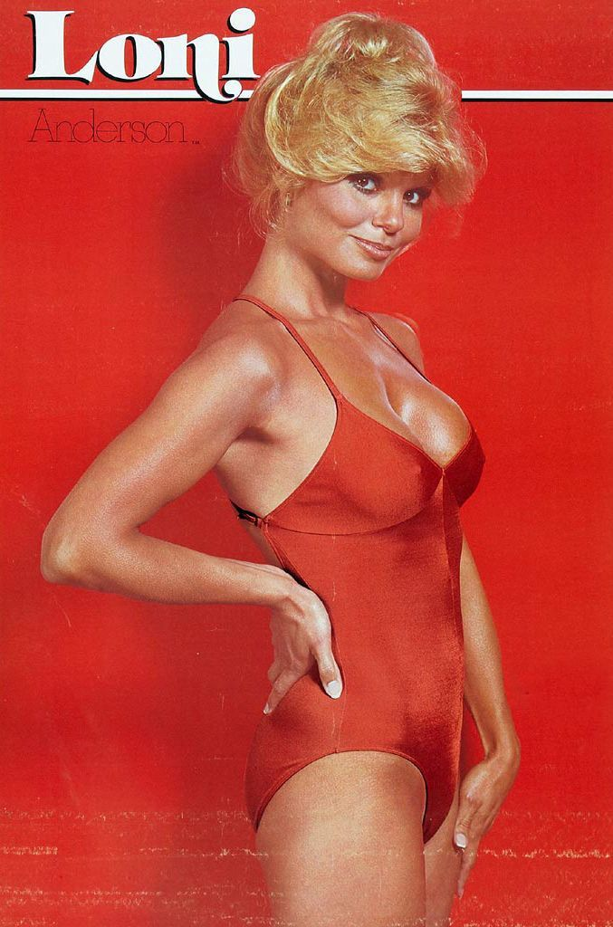 17 Best Images About LONI ANDERSON AUGUST 51945 On