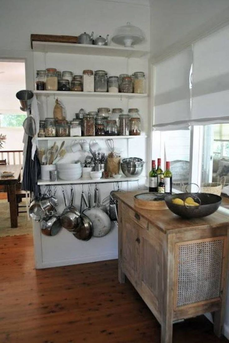 52 best images about allison and matt on pinterest open shelving pot racks and small kitchens on kitchen decor open shelves id=32489