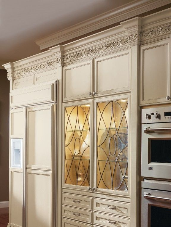 85 best images about cabinet finishing touches on pinterest baroque countertops and cabinets on kitchen cabinets glass inserts id=36581
