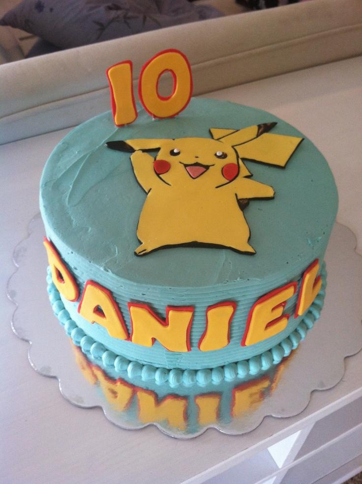 17 Best Images About Pokemon Taart On Pinterest Fondant