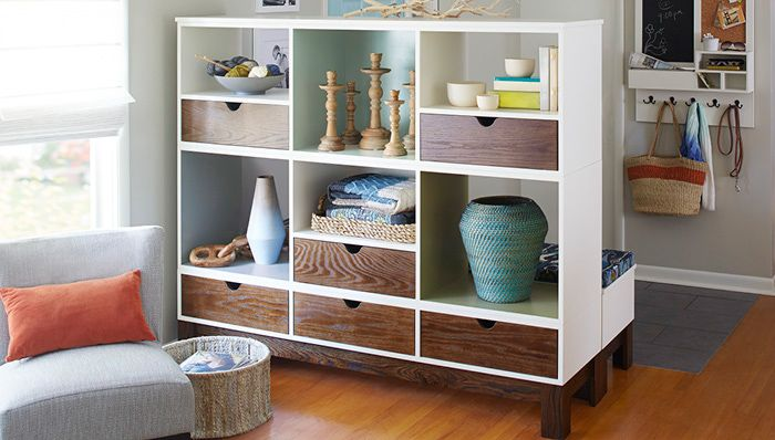 Modular Room Divider And Bench Great Idea For When The