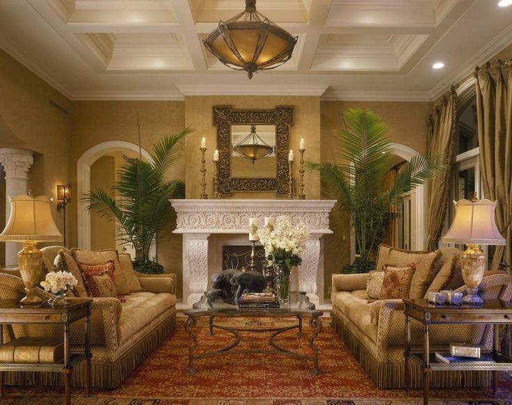 17 Best Ideas About Elegant Living Room On Pinterest