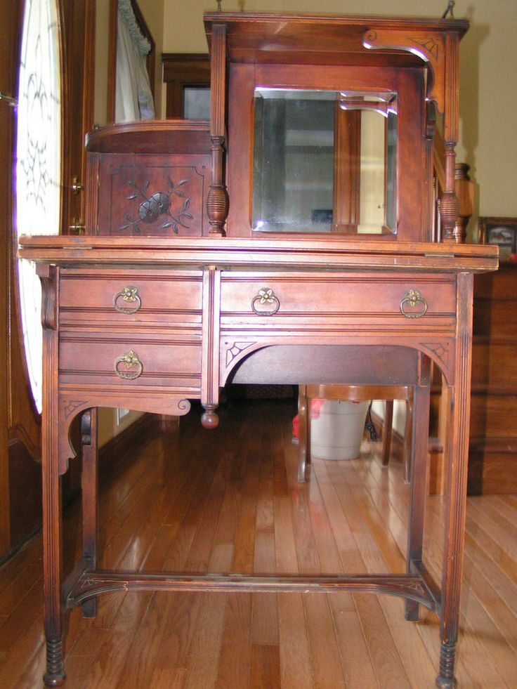 Dark Wood Dressers Sale