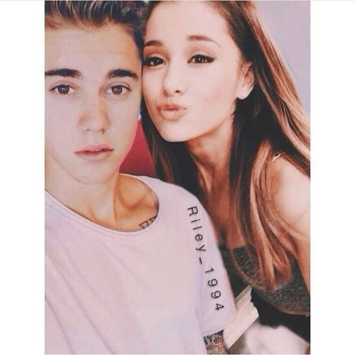 Grande Selena Justin Ariana Bieber