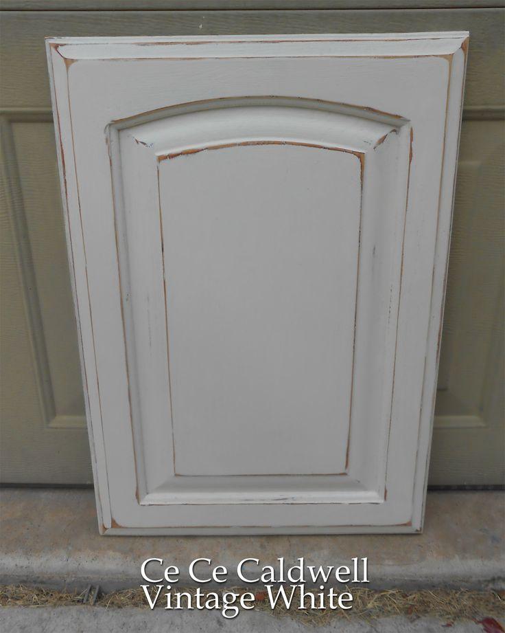 Using Chalk Paint for Oak K