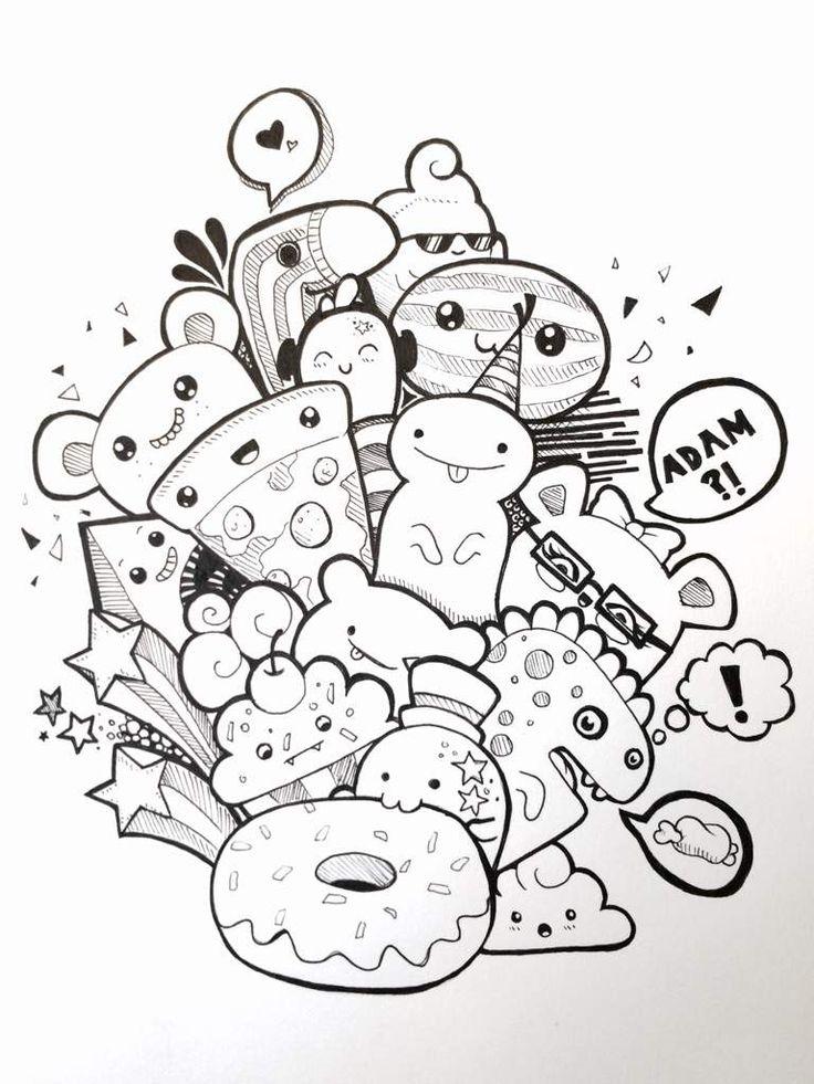 25 Best Ideas About Doodle Art On Pinterest Doodles