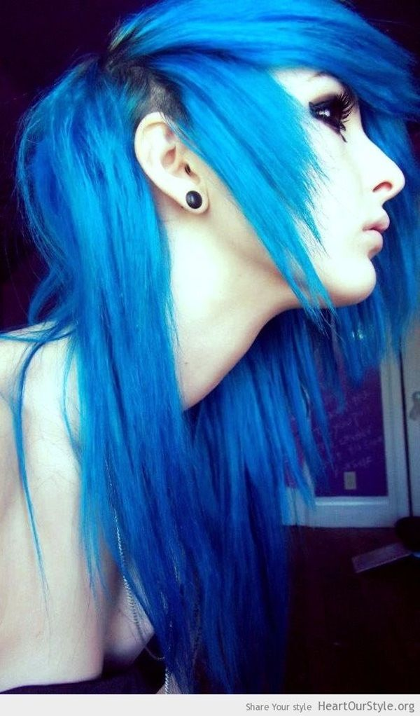 40 Cute Emo Hairstyles What Exactly Do They Mean Emo