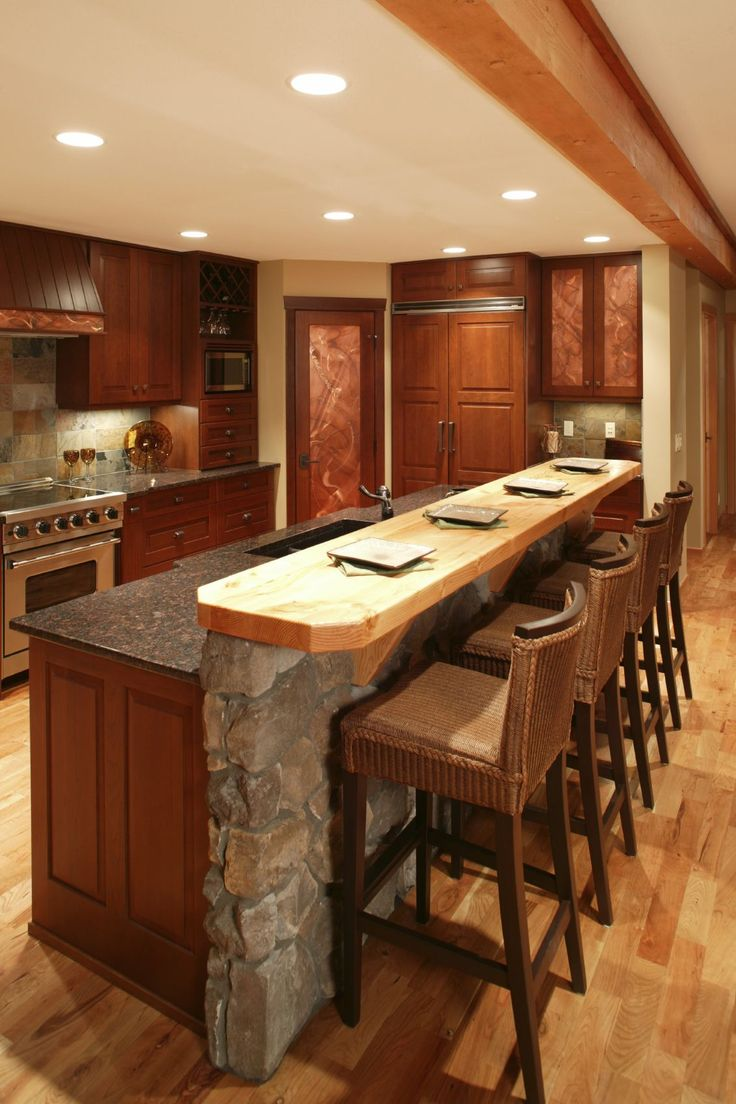 17 best images about kitchens on pinterest countertops kitchens with islands and hickory on kitchen cabinets vertical lines id=22398