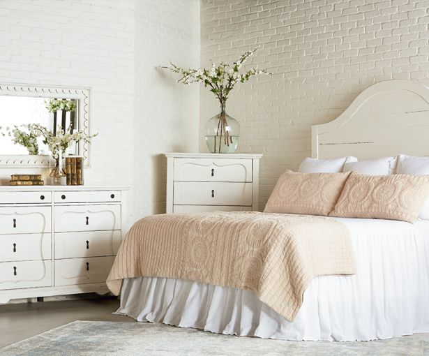 French Inspired Bedroom Magnolia Home Bedroom Dreams