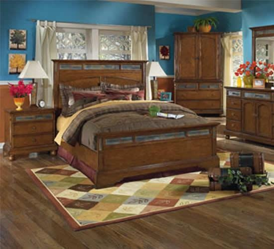 Slate Bedroom Set From Ashley Furniture We Can Order All