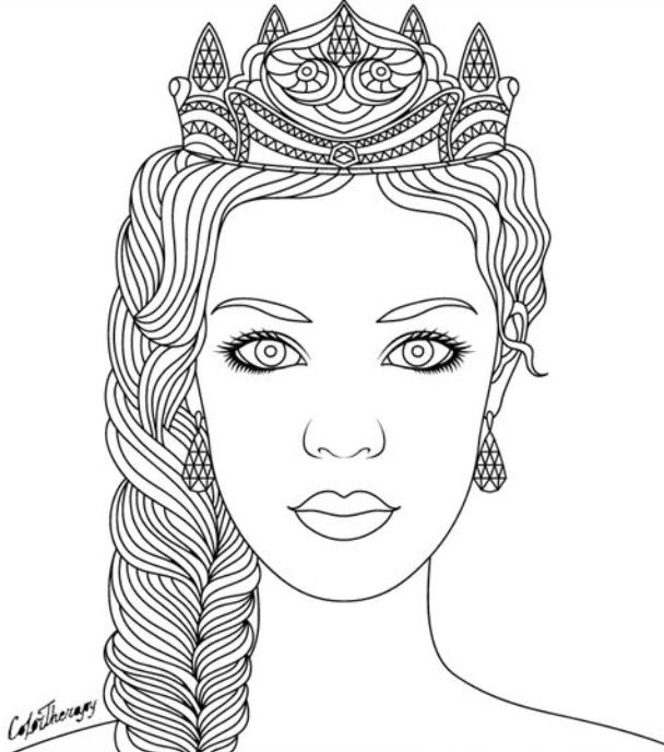4061 Best Zentangles Adult Colouring Images On Pinterest