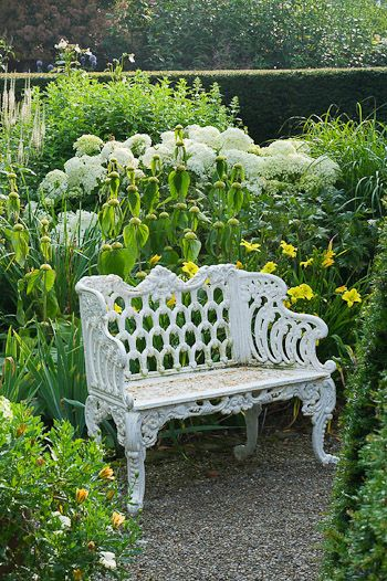 beautiful garden benches 1000+ ideas about Garden Benches on Pinterest | Lutyens