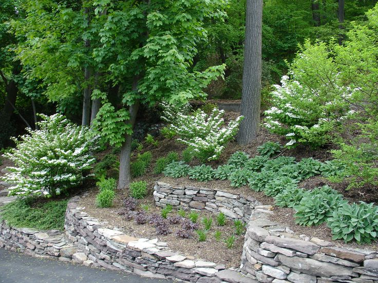tiered yard landscaping | Project Gallery - Project #1 ... on Tiered Yard Landscaping id=92025