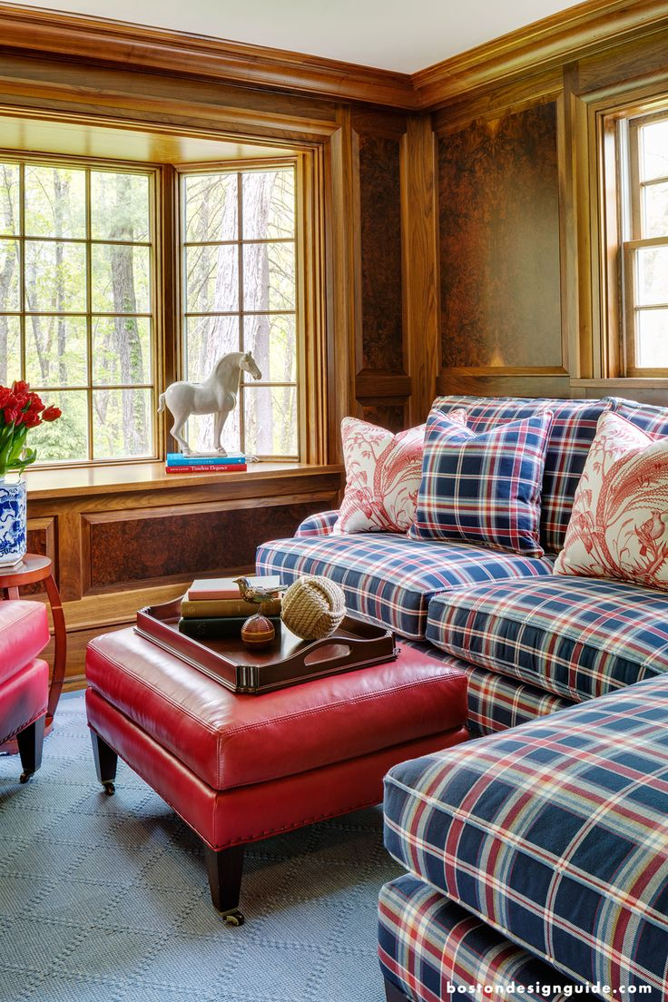 17 Best Ideas About Plaid Couch On Pinterest Plaid Sofa