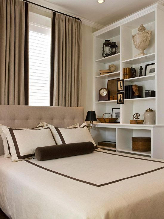 glamorous bedrooms ideas for small rooms pictures - best idea home