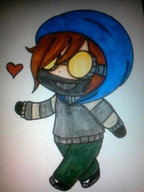 Ticci toby Creepypasta OO Pinterest Chibi So