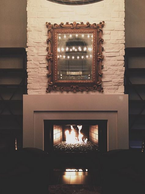 Kylie Jenner S Fireplace Is Quite Gorgeous