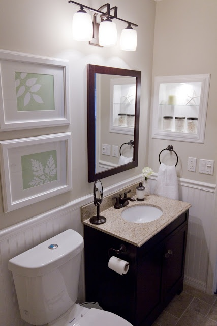 12 best images about Small Half Bath Ideas on Pinterest ...