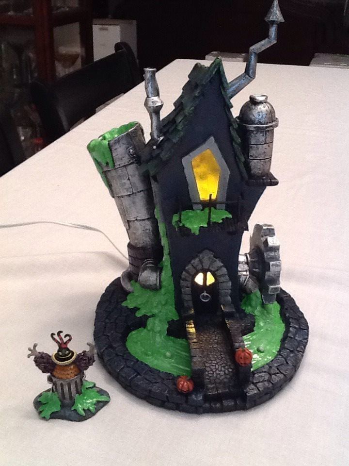 17 Best Images About Nightmare Before Christmas Village