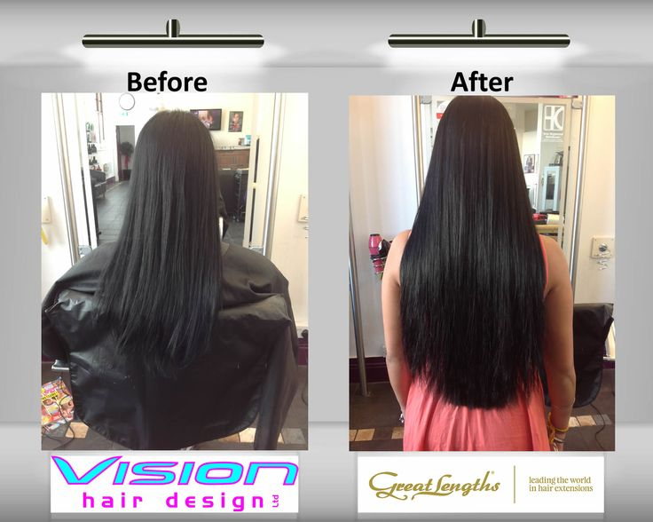 Great Lengths Classic And Natural On Pinterest