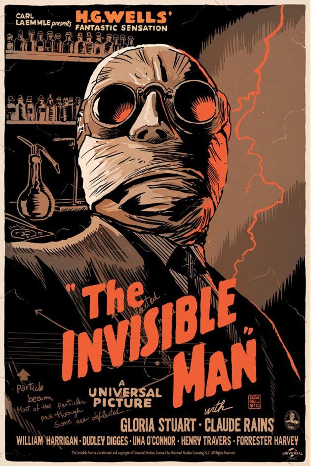 Poster do filme The Invisible Chronicles
