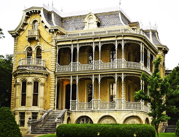 Historic Homes, I Totally Dig Old Houses With Cool Stories
