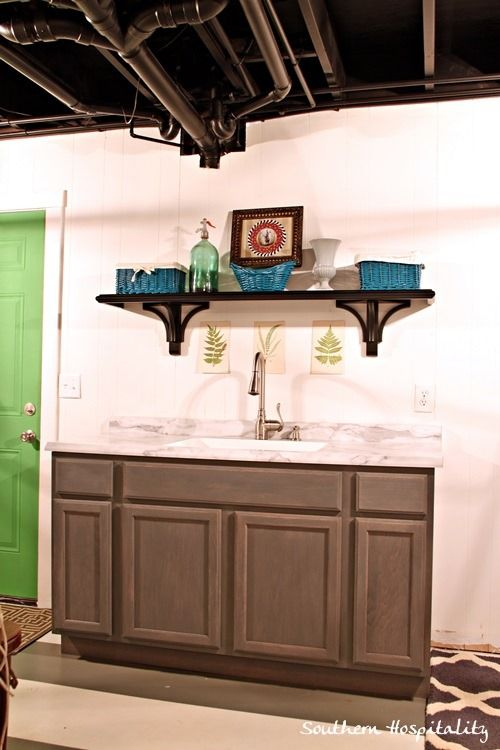 40 best images about southern hospitality with rhoda on on lowe s laundry room storage cabinets id=77811