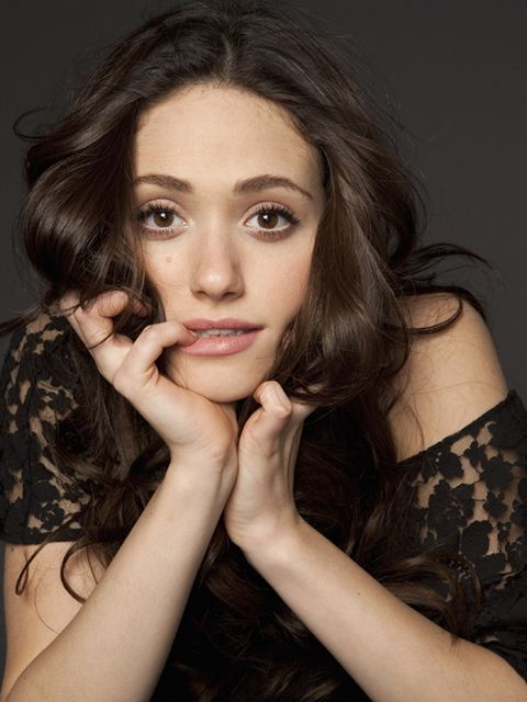 Emmy Rossum – love her in p