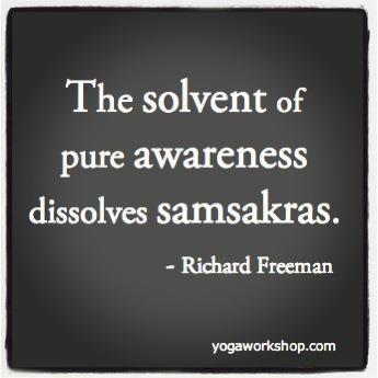 Image result for samskara quote