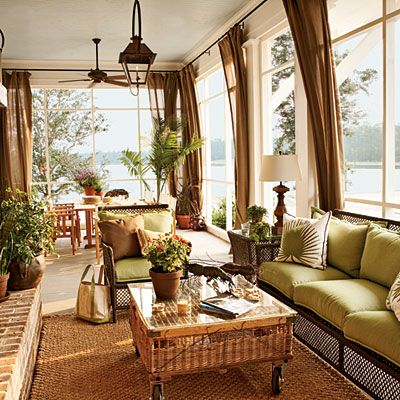Bright Sunrooms Designs
