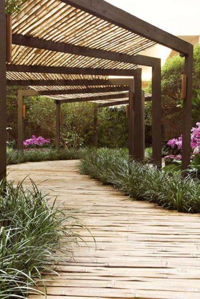 covered garden walkway walkway covered modern trellis   infrastructure design