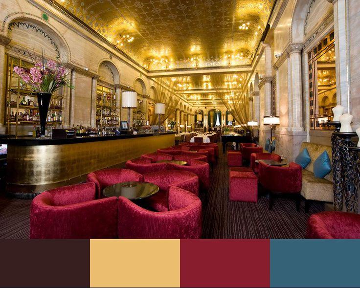 30 restaurant interior design color schemes design build on best interior color schemes id=32807