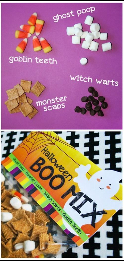 good idea for halloween party snack