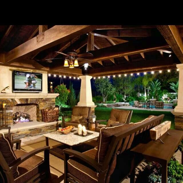 36 best Open Back Porches images on Pinterest on Open Backyard Ideas id=43092
