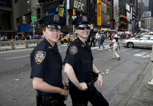 American Women Police Officers | ... American Law ...