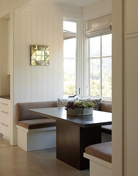 49 best images about dining table for banquette ideas on pinterest dining sets trestle table on kitchen nook id=36981