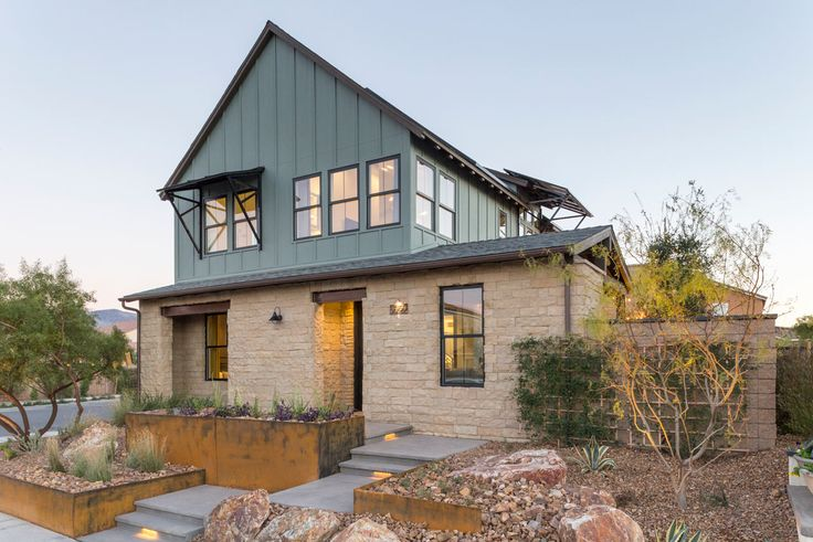 17 Best Ideas About Contemporary Farmhouse Exterior On