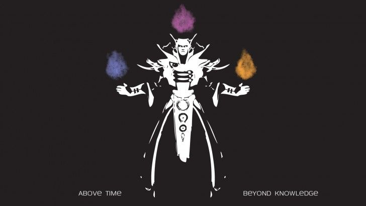 Invoker Dota 2 HD Wallpaper 19201080 Minimalist High