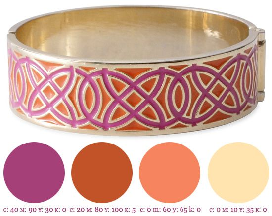 Inspiring Seasonal Wedding Color Palettes based on Jewelry ...