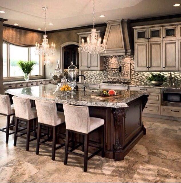17 best images about elegant kitchen designs on pinterest contemporary kitchen design dark on kitchen ideas elegant id=86354