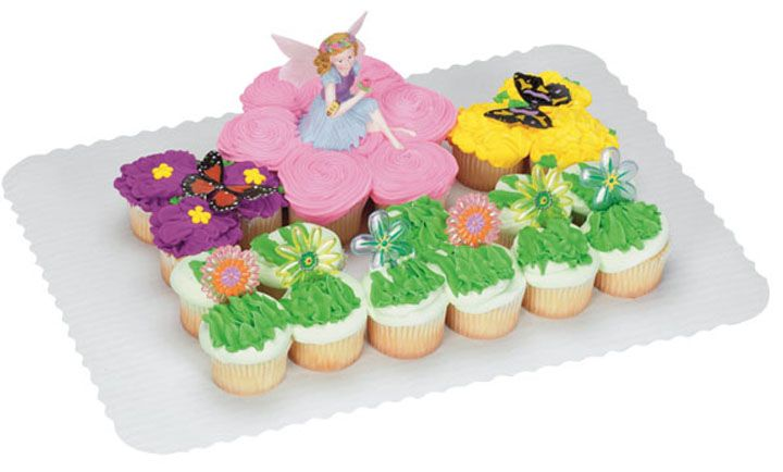17 Best Images About Tinkerbell/Fairy Cakes On Pinterest