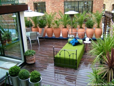 84 best images about APARTMENT PATIO IDEAS on Pinterest on Apartment Backyard Patio Ideas id=67757
