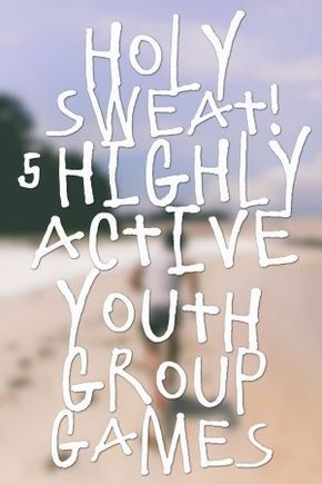 25+ best ideas about Youth Group Games on Pinterest ...